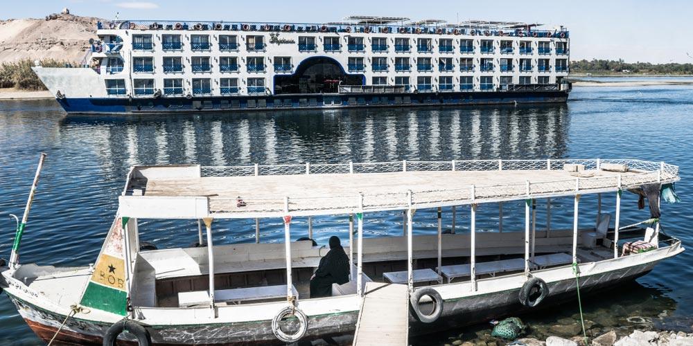 4 Tage Nilkreuzfahrt von Hurghada - Tours from Hurghada
