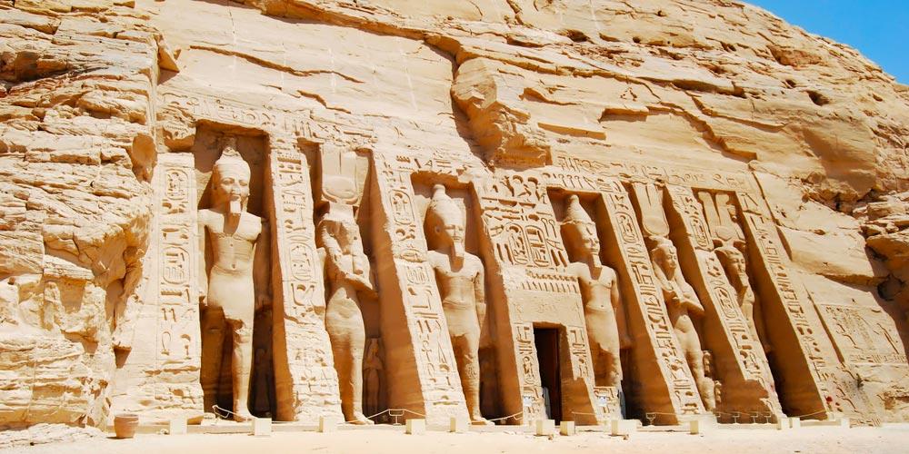 Abu Simbel - Ausflug nach Assuan und Abu Simbel von Hurghada - Tours from Hurghada
