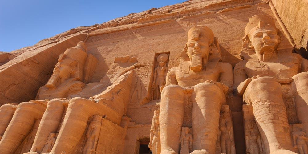 Abu Simbel - 2 Tagiger Ausflug Nach Luxor und Abu Simbel von Makadi - Tours from Hurghada