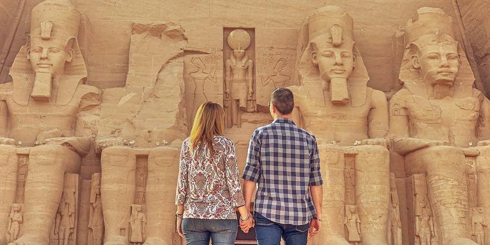 Abu Simbel Tempel - Ägypten Highlights von EL Gouna - Tours from Hurghada