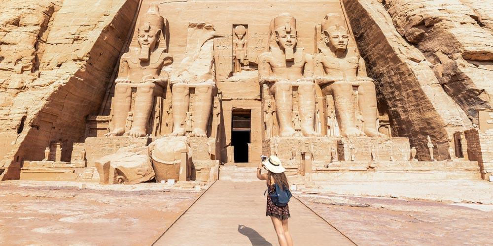 Abu Simbel Tempel - 2 Täge Ausflug nach Assuan und Abu Simbel von EL Gouna - Tours from Hurghada
