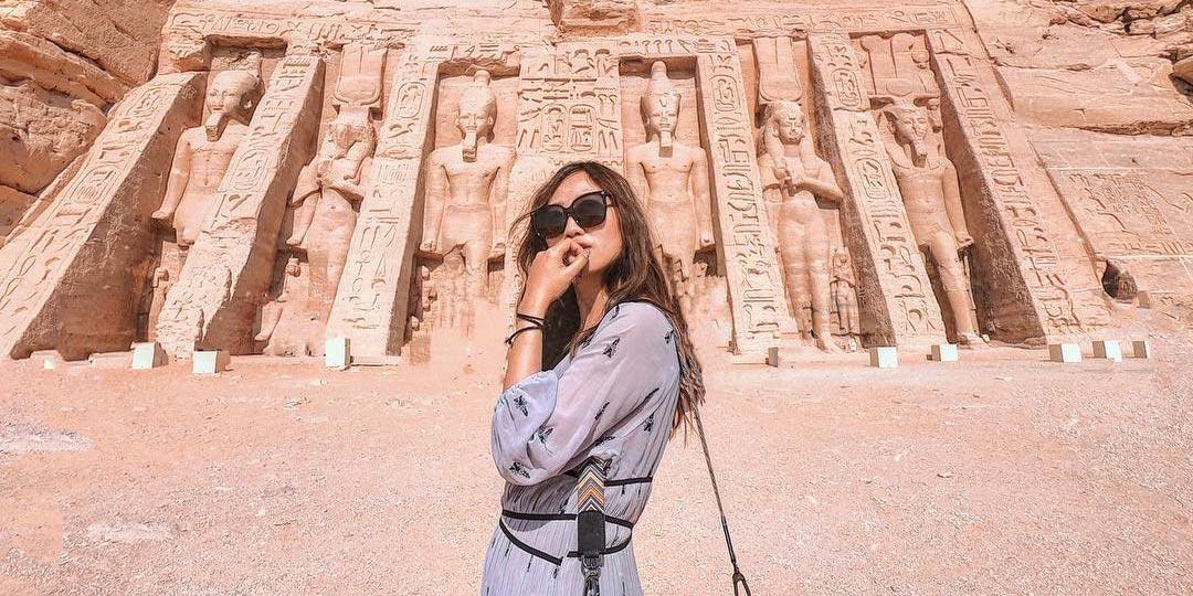 Abu Simbel Tempel - 2 Tägiger Ausflug Luxor und Abu Simbel von Marsal Alam - Tours from Hurghada
