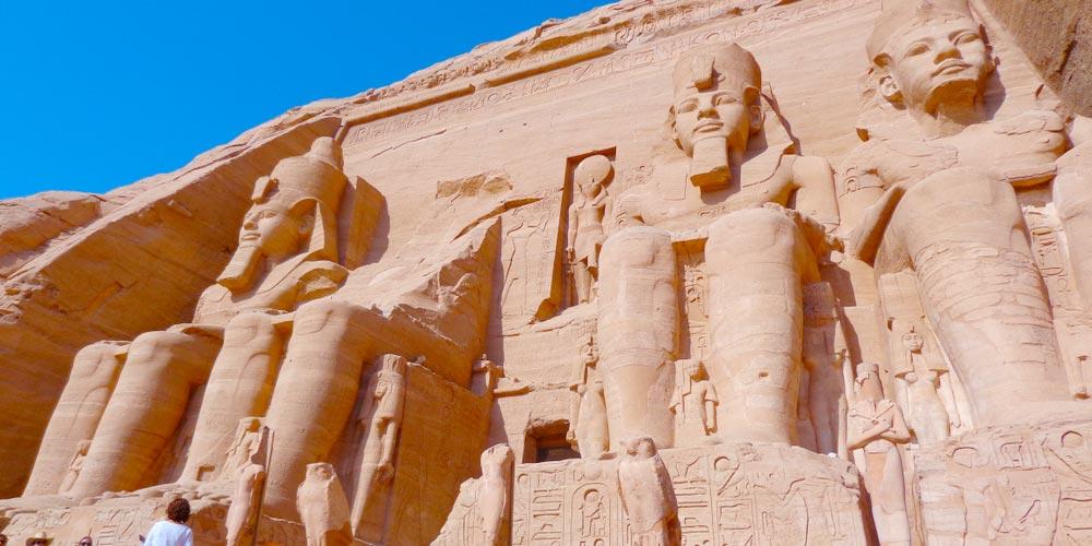 Abu Simbel Tempel - Ausflug nach Assuan und Abu Simbel von Hurghada - Tours from Hurghada