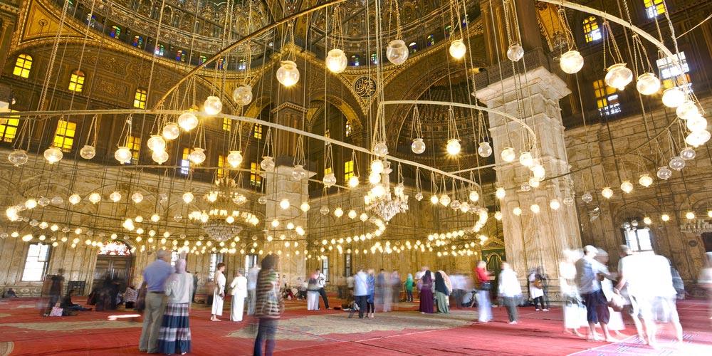 Alabastermoschee des Mohamed Ali - 2 Tage Kairo Ab Hurghada - Tours from Hurghada
