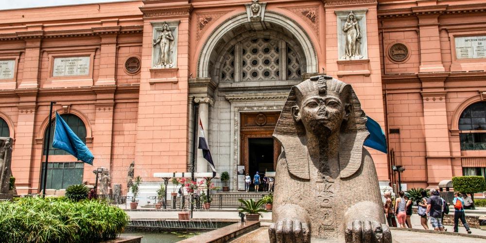 Das Ägyptische Museum - 2 Tägiger Ausflug nach Kairo von Makadi - Tours from Hurghada