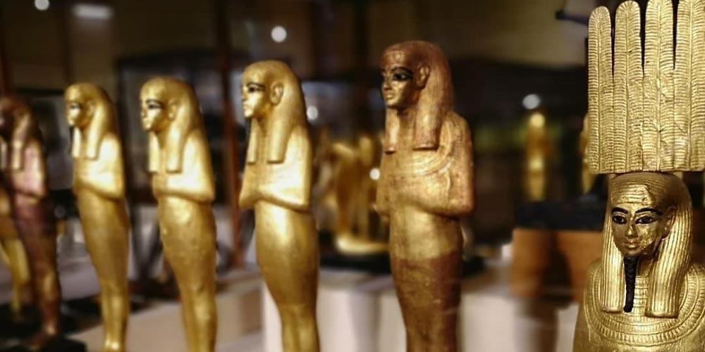 Das Ägyptische Museum - Ausflug nach Kairo von Hurghada mitFlug - Tours from Hurghada