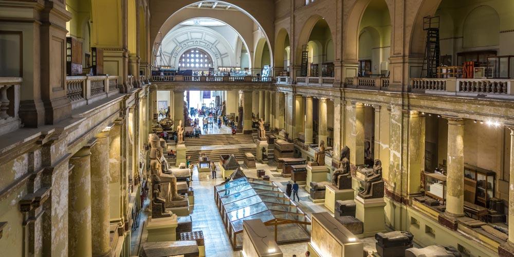 Das Ägyptische Museum - Ausflug von Hurghada nach Kairo mit Einem Fahrzeug - Tours from Hurghada