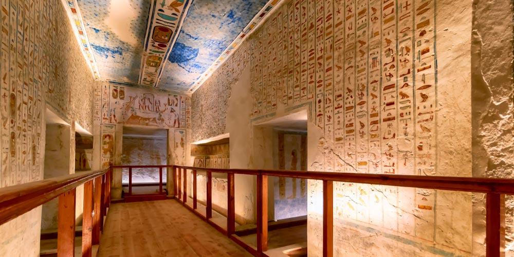 Das Tal der Könige - 2 Tägigen Ausflug nach Luxor von Marsa Alam - Tours from Hurghada