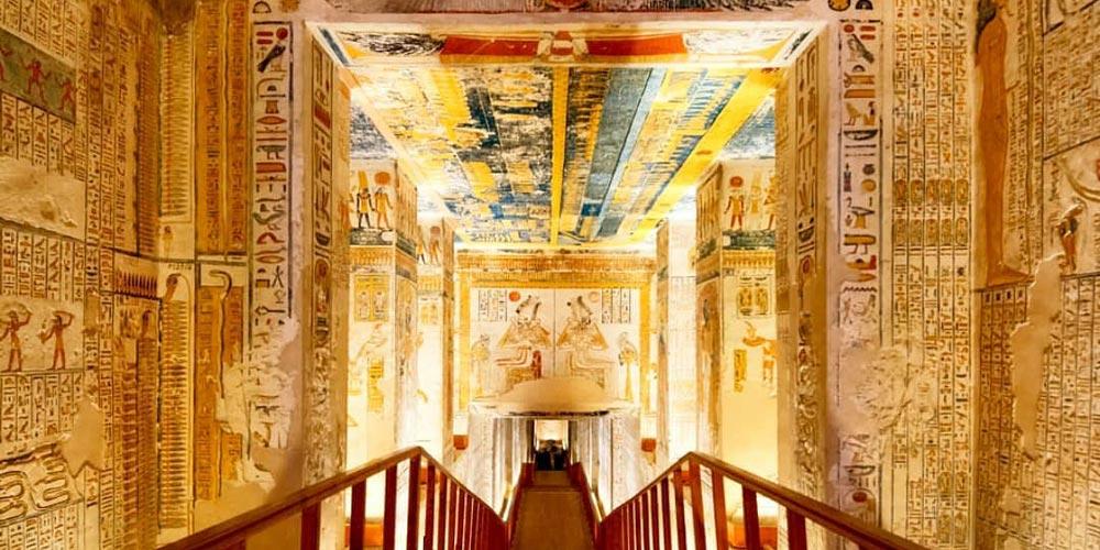 Das Tal der Könige - 2 Tägiger Ausflug Luxor und Abu Simbel von Marsal Alam - Tours from Hurghada