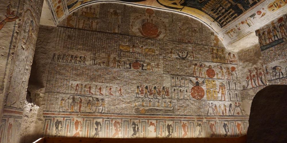 Das Tal der Könige - 2 Tägiger Ausflug nach Kairo und Luxor von Makadi - Tours from Hurghada