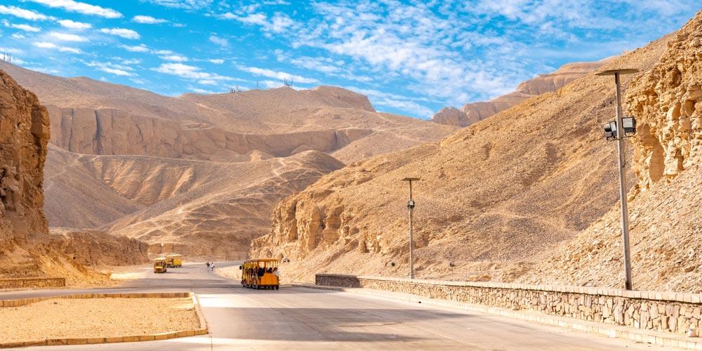 Das Tal der Könige - 2 Tägiger Ausflug nach Luxor von Makadi - Tours from Hurghada