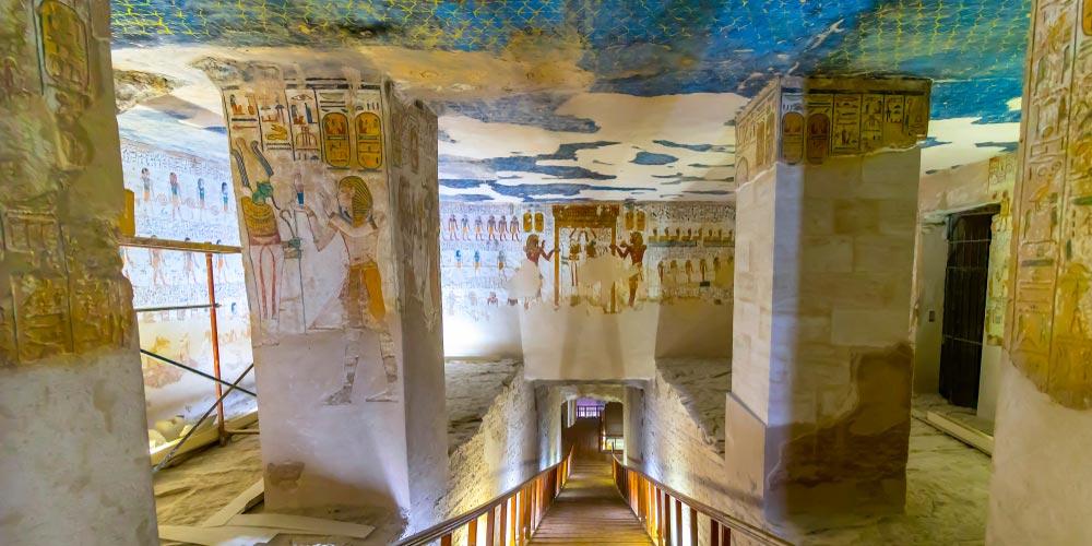 Das Tal der Könige - 2-tägiger Ausflug Luxor und Abu Simbel von Hurghada - Tours from Hurghada