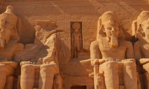 Den Abu Simbel Tempel - Ägypten Highlights von Makadi - Tours from Hurghada
