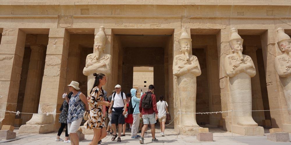 Den Hatschepsut Tempel - 2 Tägigen Ausflug nach Luxor von Marsa Alam - Tours from Hurghada