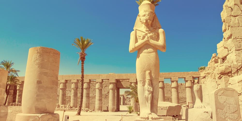Den Karnak Tempel - 2 Tägigen Ausflug nach Luxor von Marsa Alam - Tours from Hurghada