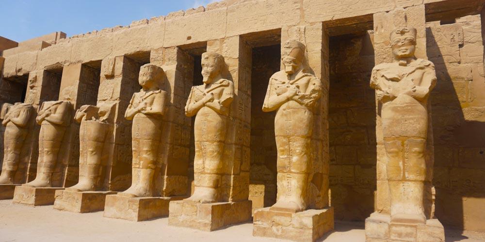Den Karnak Tempel - 2 Tägiger Ausflug nach Kairo und Luxor von EL Gouna mit Flug - Tours from Hurghada