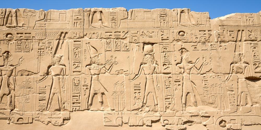 Den Karnak Tempel - 2 Tägiger Ausflug nach Luxor von EL Gouna - Tours from Hurghada