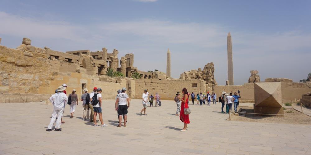 Den Karnak Tempel - 2 Tägiger Ausflug nach Luxor von Makadi - Tours from Hurghada
