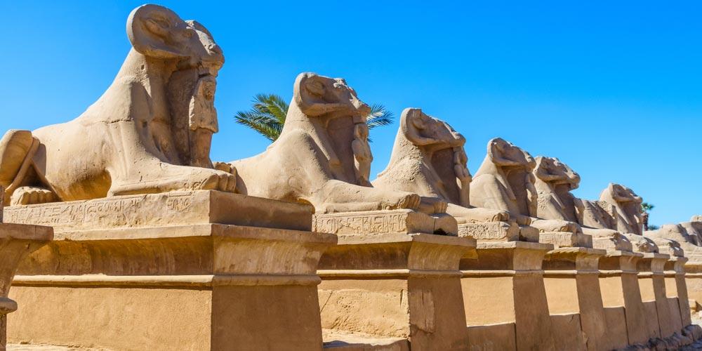 Den Karnak Tempel - 2 Tagiger Ausflug Nach Luxor und Abu Simbel von Makadi - Tours from Hurghada