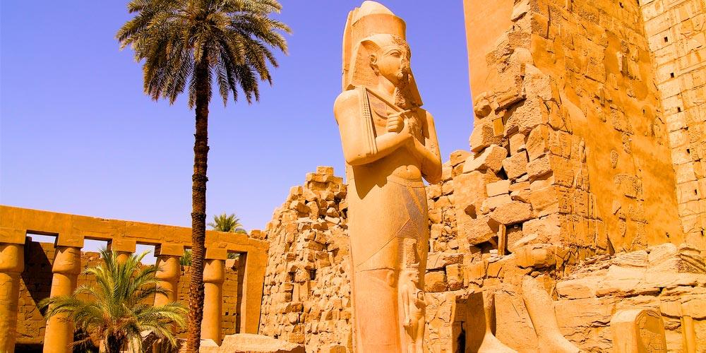 Den Karnak Tempel - 2-tägiger Ausflug Luxor und Abu Simbel von Hurghada - Tours from Hurghada