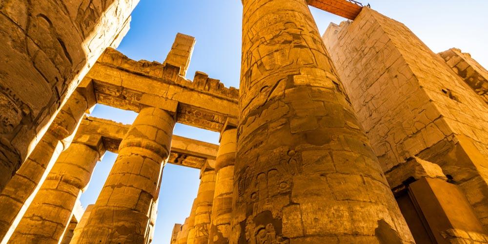 Den Karnak Tempel - 4 Täge Nilkreuzfahrt von EL Gouna - Tours from Hurghada