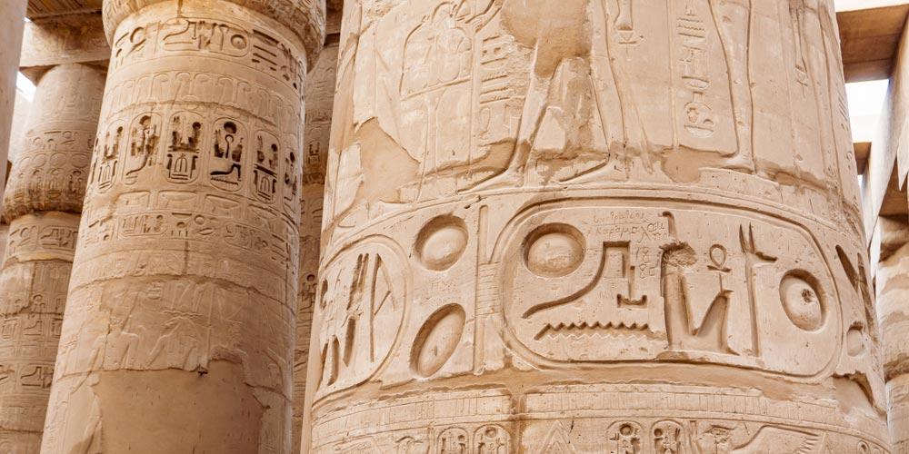 Den Karnak Tempel - Tagesausflug von Marsa Alam nach Luxor - Tours from Hurghada