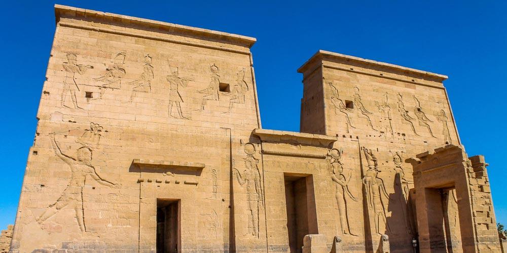 Den Philea Tempel - 2 Tägigen Ausflug nach Assuan und Abu Simbel von Makadi - Tours from Hurghada