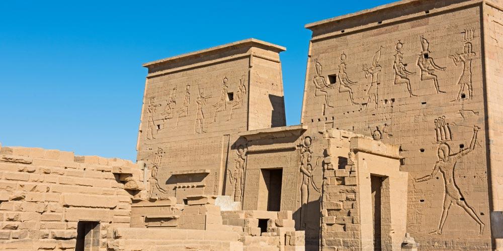 Den Philea Tempel - 2 Tägigen Ausflug nach Assuan und Abu Simbel von Marsa Alam - Tours from Hurghada