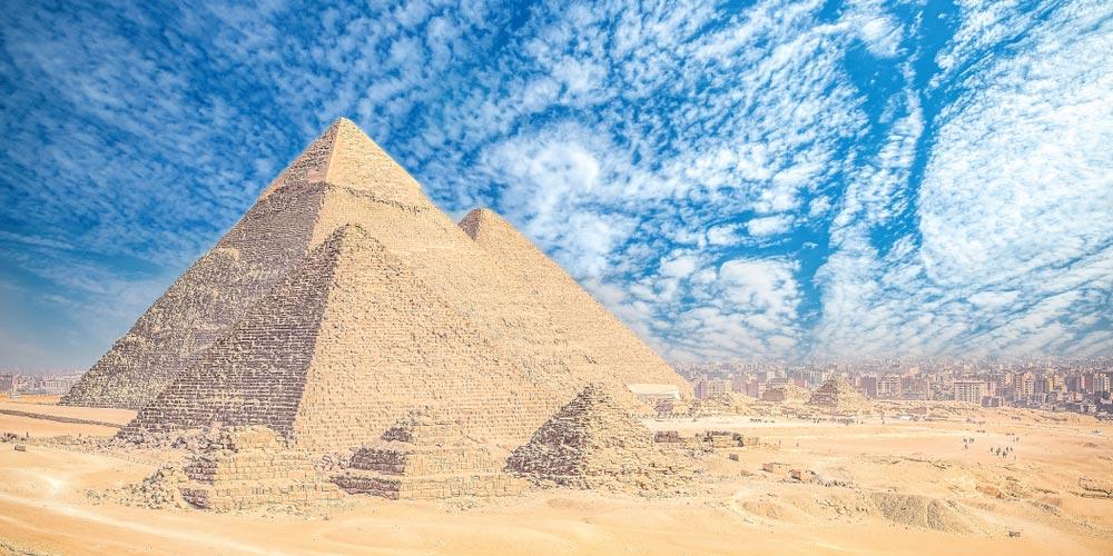 Die Gizeh Pyramiden - 2 Tägiger Ausflug nach Kairo und Luxor von Makadi - Tours from Hurghada