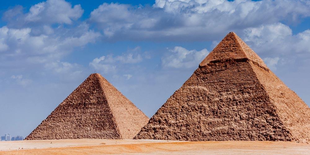 Die Pyramiden - Ausflug nach Kairo vonMakadi mitFlug - Tours from Hurghada