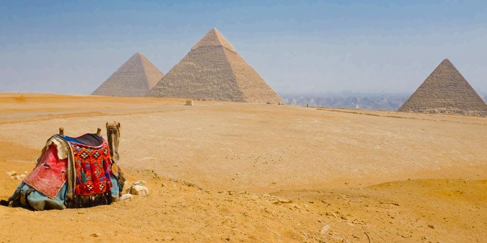 Die Pyramiden von Gizeh - 2 Tägiger Ausflug nach Kairo und Luxor von EL Gouna mit Flug - Tours from Hurghada