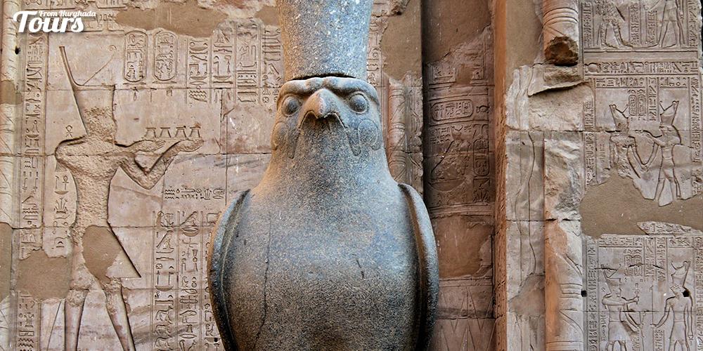 Edfu Temple - History of Aswan City - Aswan City Attractions - Location of Aswan City - Tours From Hurghada