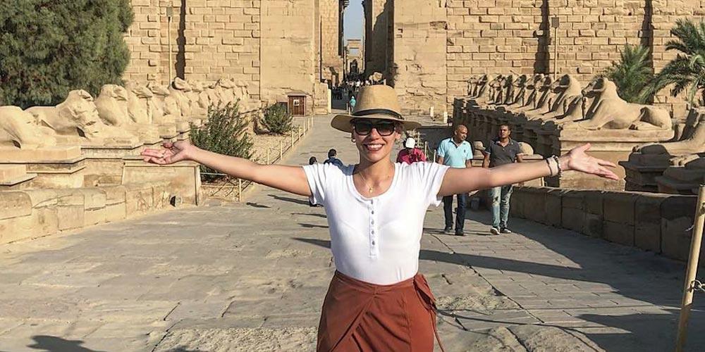Karnak Temepl - Ausflug von Hurghada nach Luxor - Tours from Hurghada