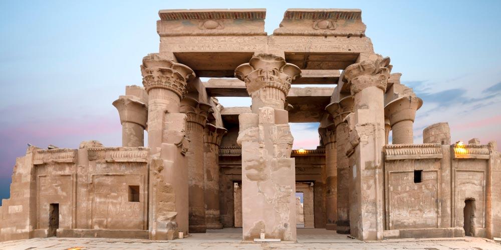 Kom Ombo Tempel - 4 Tage Nilkreuzfahrt von Hurghada - Tours from Hurghada