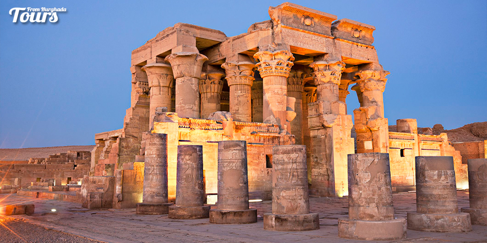 Kom Ombo Temple - History of Aswan City - Aswan City Attractions - Location of Aswan City - Tours From Hurghada