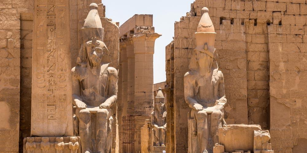 Luxor Tempel - 2 Tägiger Ausflug Nach Luxor von Hurghada - Tours from Hurghada