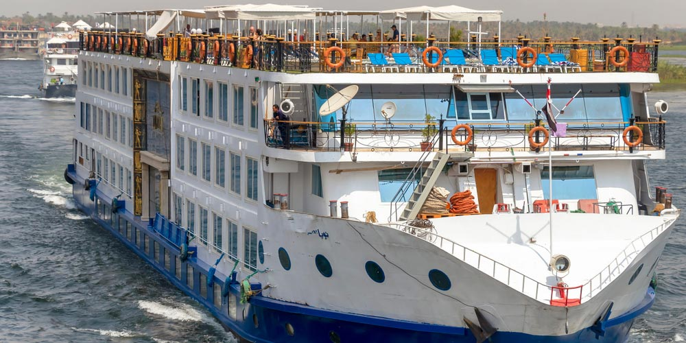 Nilkreuzfahrt - 4 Tage Nilkreuzfahrt von Hurghada - Tours from Hurghada