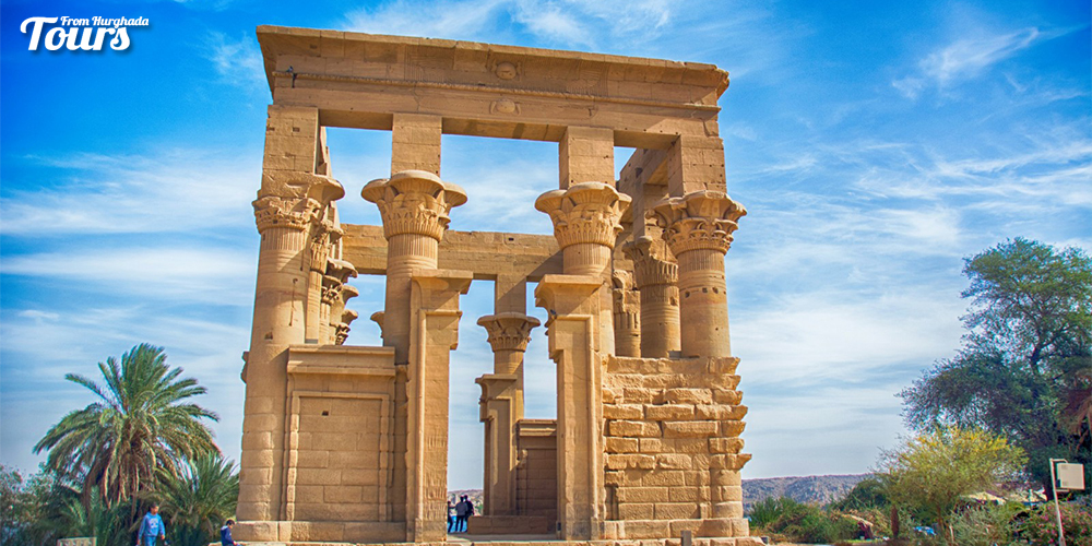 Philae Temple - History of Aswan City - Aswan City Attractions - Location of Aswan City - Tours From Hurghada