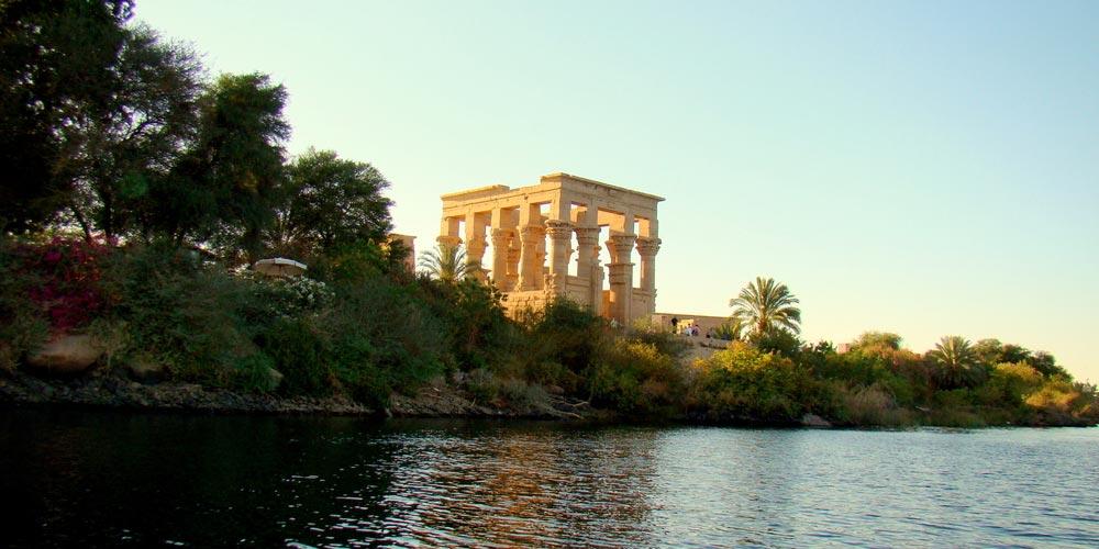 Philea Tempel - 2 Tägigen Ausflug nach Assuan und Abu Simbel von Marsa Alam - Tours from Hurghada