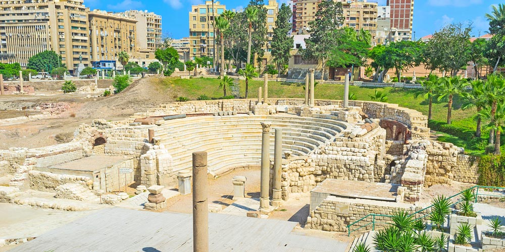 The Activities of Alexandria City - Tours From Hurgahda