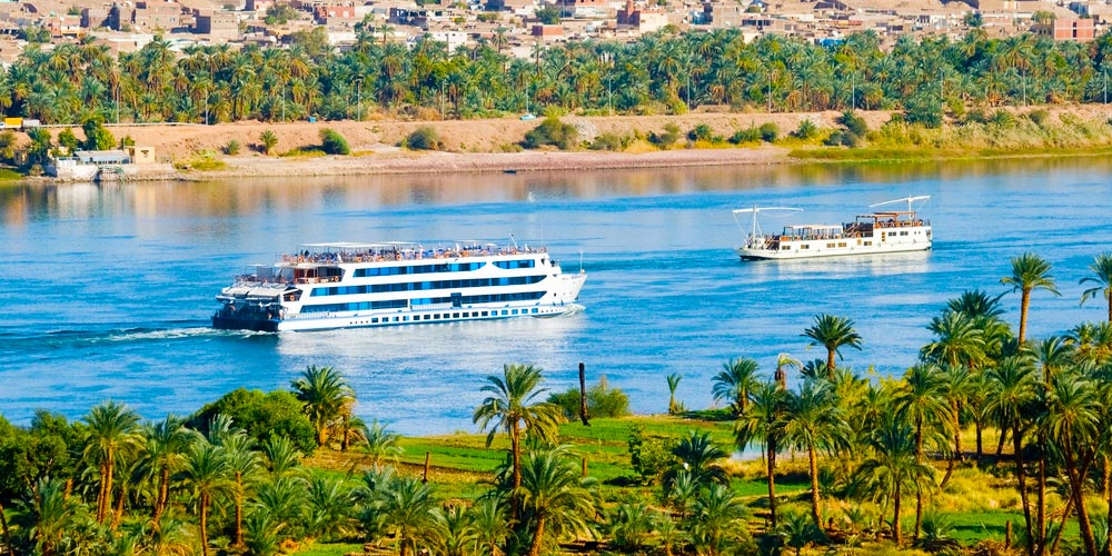 The Climate & Location of Aswan City - Tours from Hurghada