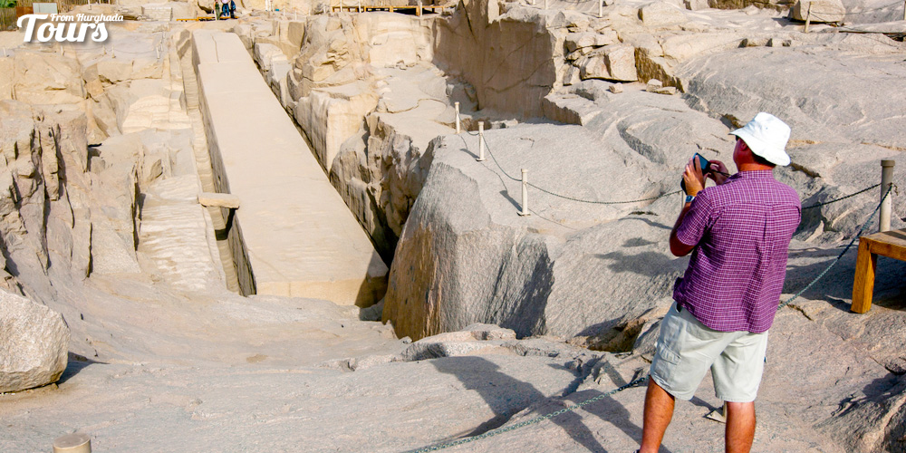The Unfinished Obelisk - History of Aswan City - Aswan City Attractions - Location of Aswan City - Tours From Hurghada