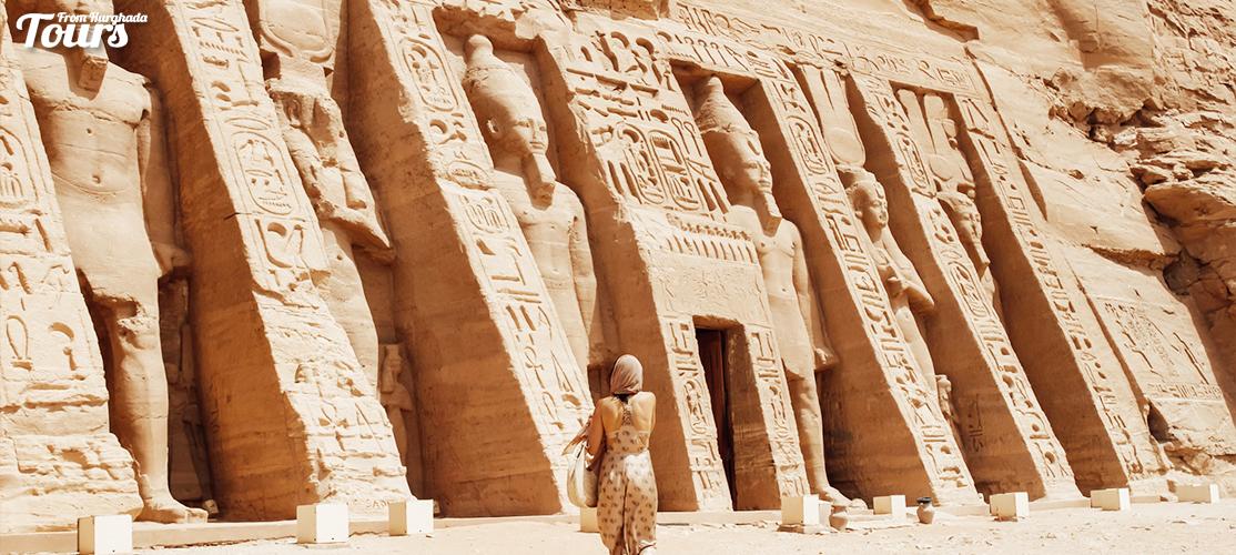 Abu Simbel Temple - 2 Days Aswan & Abu Simbel Tour from El Gouna - Tours From Hurghada