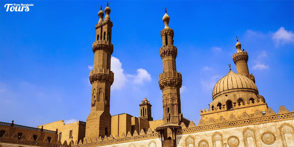 Al-Azhar Mosque - History of Cairo City - Attractions of Cairo City - Things To Do In Cairo City - Tours From Hurghada