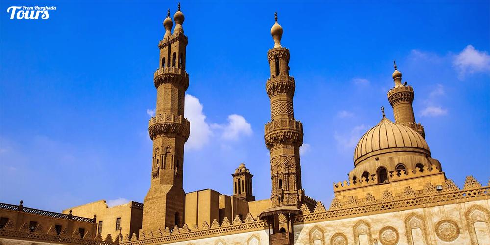Al-Azhar Mosque - History of Cairo City - Attractions of Cairo City - Things To Do In Cairo City - Tours From Hurghada