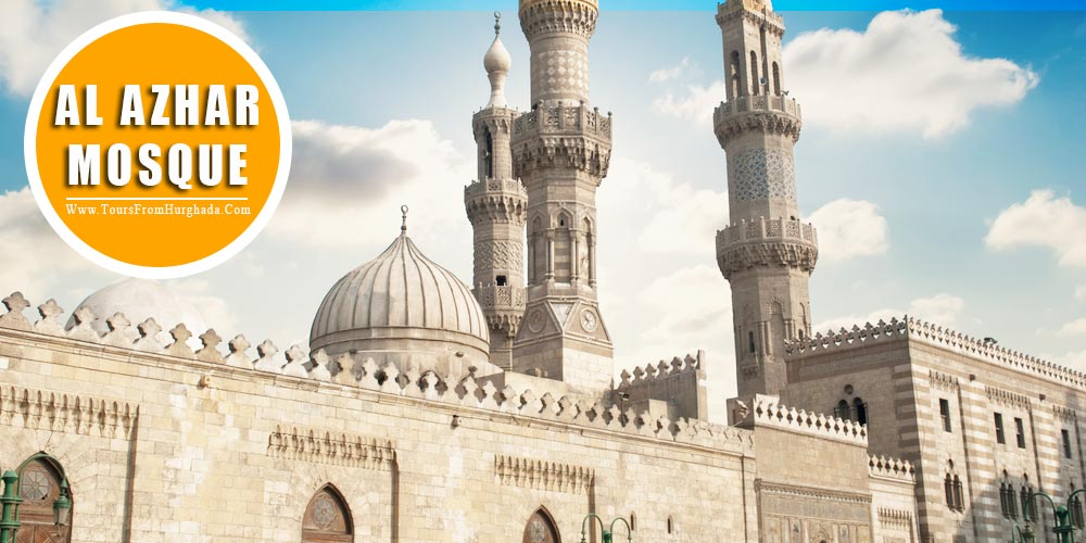 Al Azhar Mosque - Tours from Hurghada
