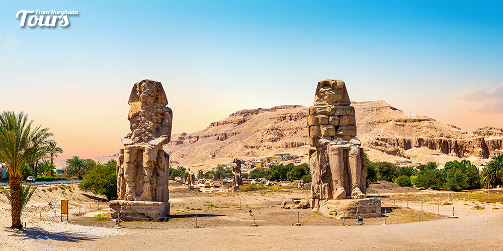 Colossi of Memnon - Attractions in Luxor City - Things to Do in Luxor City - Tours From Hurghada