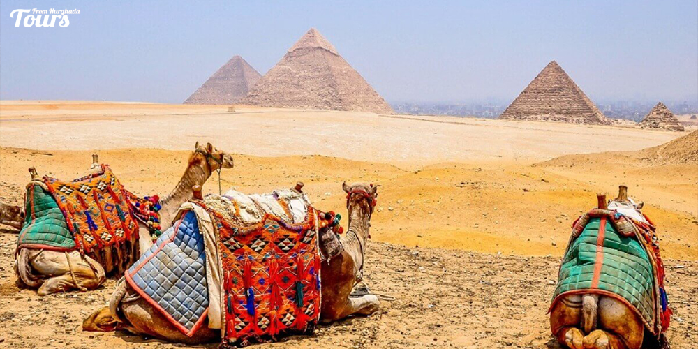 Giza Pyramids - History of Cairo City - Attractions of Cairo City - Things To Do In Cairo City - Tours From Hurghada