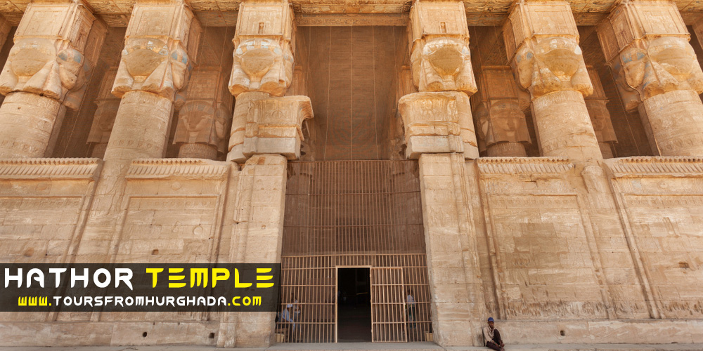 Hathor Temple - Tours from Hurghada