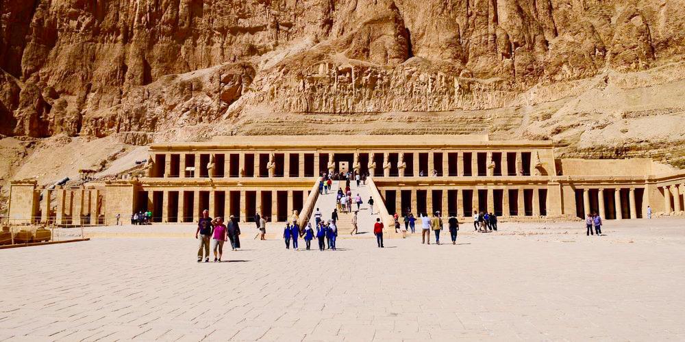 Hatshepsut Temple - 4 Days Luxor & Aswan Tour - Tours from Hurghada